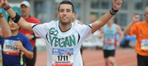 EA ha intervistato un maratoneta vegan
