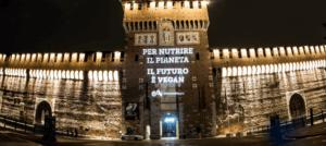 Expo2015: In azione a Milano per dire che il futuro è vegan