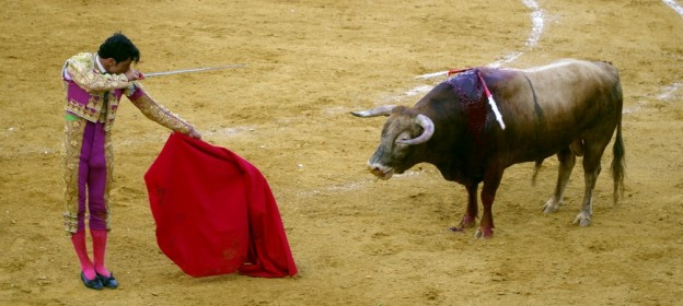 La poesia spagnola Corrida-624x280