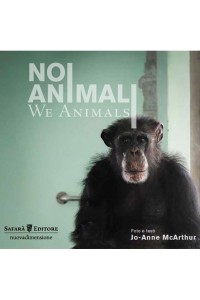 "Libro ""Noi Animali / We animals"""
