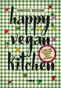 Libro 'Happy Vegan Kitchen'