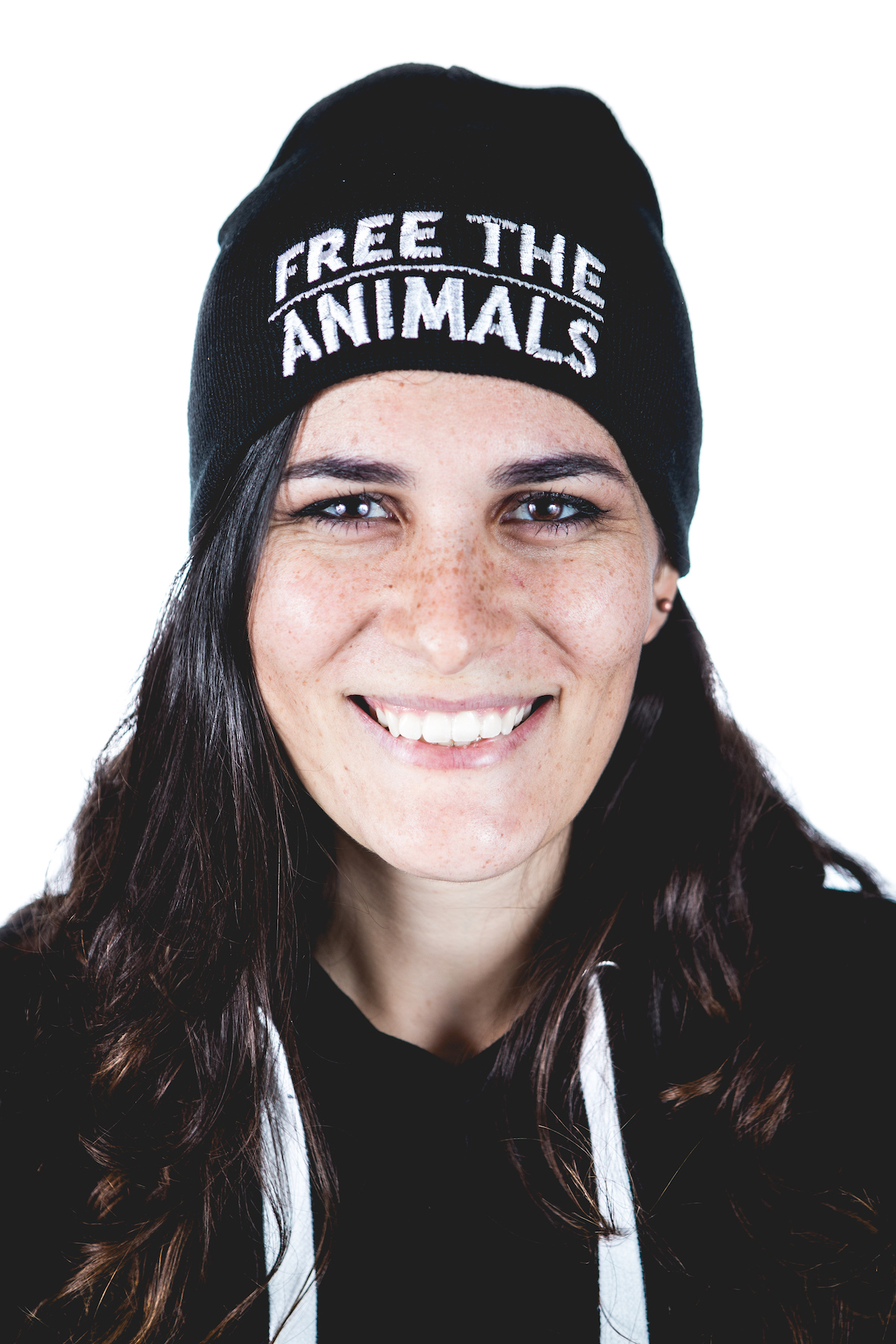 cappello unisex free the animals
