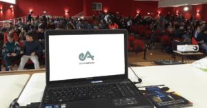 Alimentazione, Etica e Sport, EA presente in un progetto didattico in Puglia