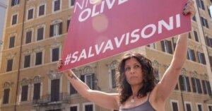 La mobilitazione #SALVAVISONI continua!
