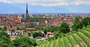 Torino, la più veg d'Italia