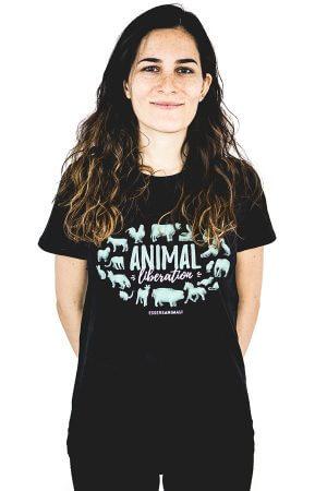 Maglia Essere Animali_Animal Liberation