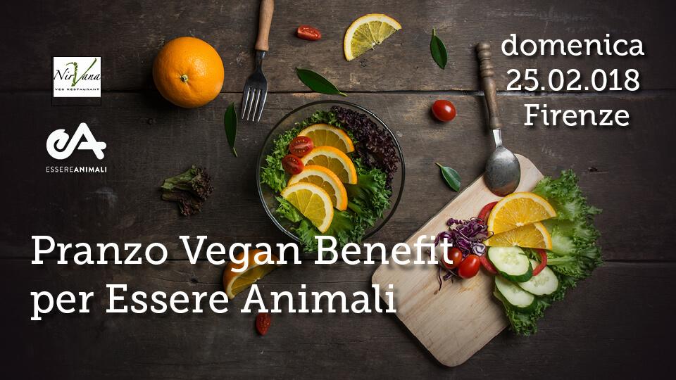 Benefit Firenze Essere Animali