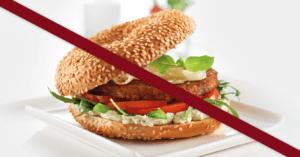 """La """"minaccia vegan"""" spaventa la Francia che dice no agli hamburger vegetali"""