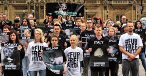 Il Regno Unito a un passo dallo stop alle importazioni di pellicce