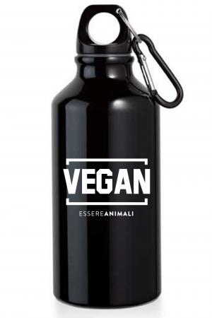 borraccia vegan regalo solidale animali