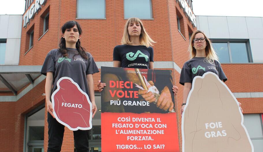 Convinto altre 4 catene di supermercati a non vendere più foie gras