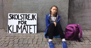 Greta Thunberg: l'adolescente vegana che ci fa scendere tutti in piazza