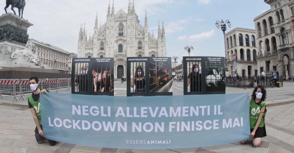flashmob_animali_allevamenti_lockdown