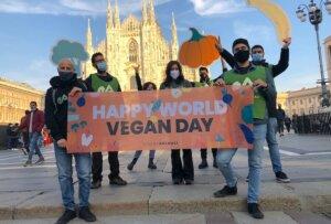 World Vegan Day: una data importante per gli animali e il Pianeta