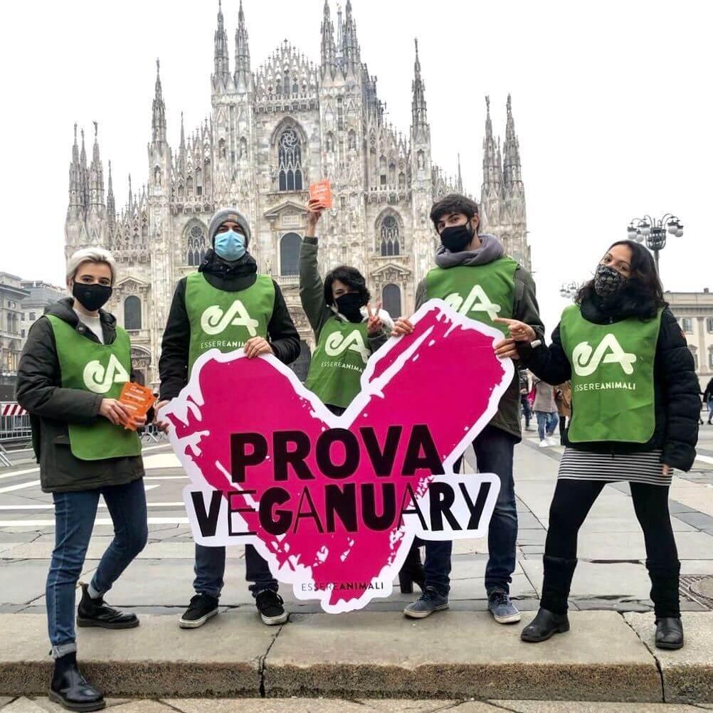 Veganuary a Milano